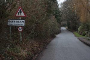 East Dean Road